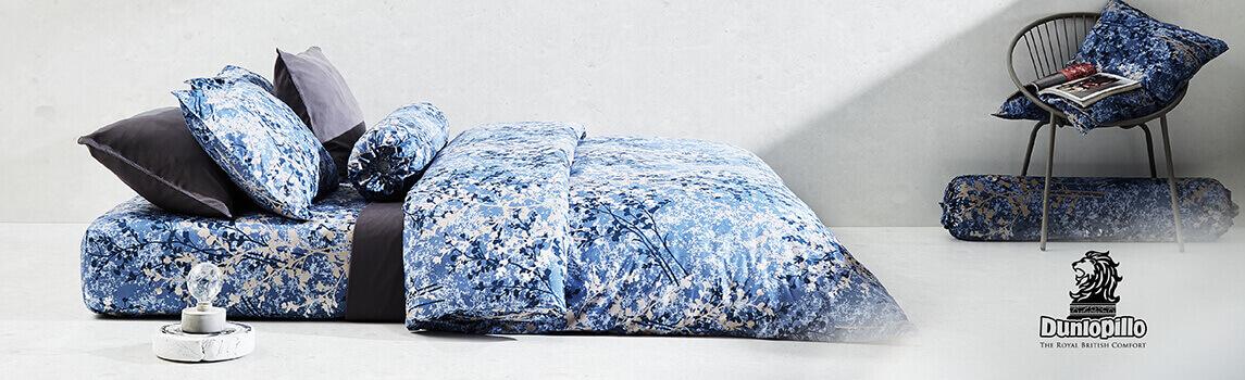 ผ้าปูที่นอน DUNLOPILLO