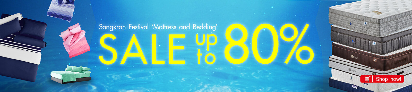 Songkran Sale - Up To 80%
