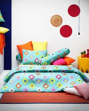 Lotus รุ่น Aura ชุดผ้าปูที่นอน LA-022B
