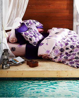 Lotus รุ่น Aura ชุดผ้าปูที่นอน LA-030A