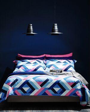 Lotus รุ่น Impression ชุดผ้าปูที่นอน LI-048A