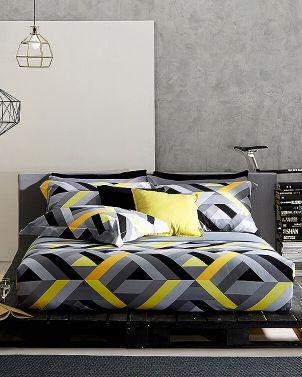 Lotus รุ่น Impression ชุดผ้าปูที่นอน LI-048B