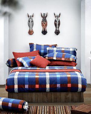 Lotus รุ่น Impression ชุดผ้าปูที่นอน LI-061