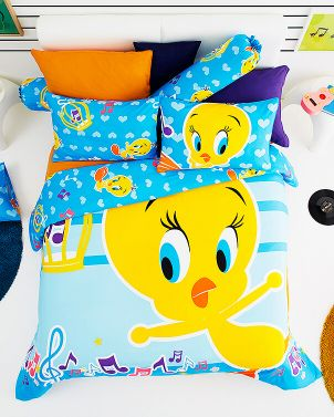 Lotus รุ่น Pop-art ชุดผ้าปูที่นอน LI-L-07