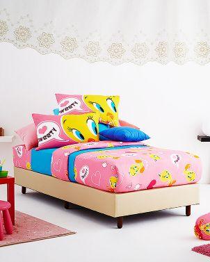 Lotus รุ่น Pop-art ชุดผ้าปูที่นอน LI-L-08 (3.5 ft.)