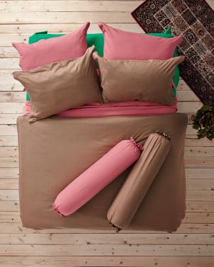 Lotus รุ่น Impression ชุดผ้าปูที่นอน สีพื้น LI-SD-21