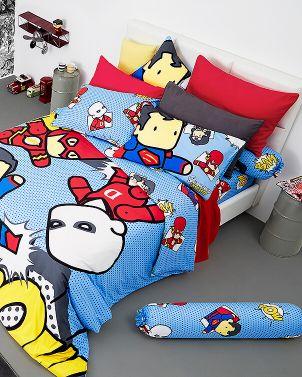 Lotus รุ่น Pop-art ชุดผ้าปูที่นอน LI-SN-01
