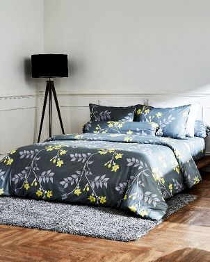 Dunlopillo รุ่น Print ชุดผ้าปูที่นอน DL-23