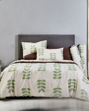 Dunlopillo รุ่น Print ชุดผ้าปูที่นอน DL-24