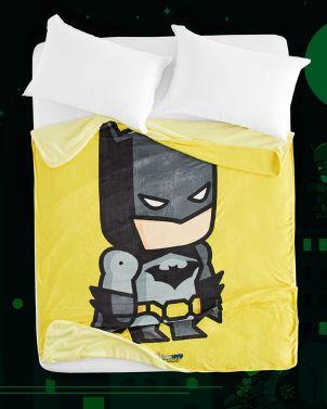 ผ้าห่ม Eco-Fur รุ่น DC Scribblenauts 03