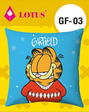 Lotus Cushion Garfield-CU30-GF 03 30″x30″