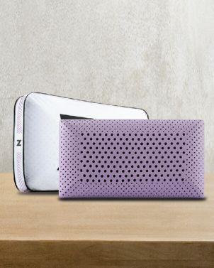 หมอน Malouf รุ่น Zoned ActiveDough® – Lavender