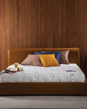 Omazz Mattress - Fountain Oak