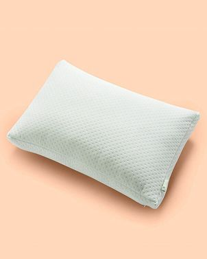 Micro Fiber Pillow (Greentea Memory Foam Dual Side)