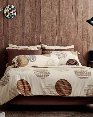 Dunlopillo รุ่น Print ชุดผ้าปูที่นอน DL-03
