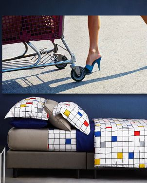 Dunlopillo รุ่น Print ชุดผ้าปูที่นอน DL-06