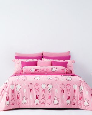 Dunlopillo รุ่น Print ชุดผ้าปูที่นอน DL-13