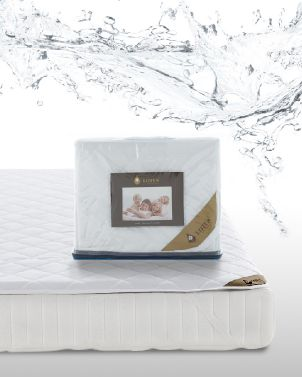 Lotus Waterproof Mattress Protector