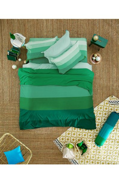Lotus รุ่น Impression Stripies ชุดผ้าปูที่นอน LI-SD-13B