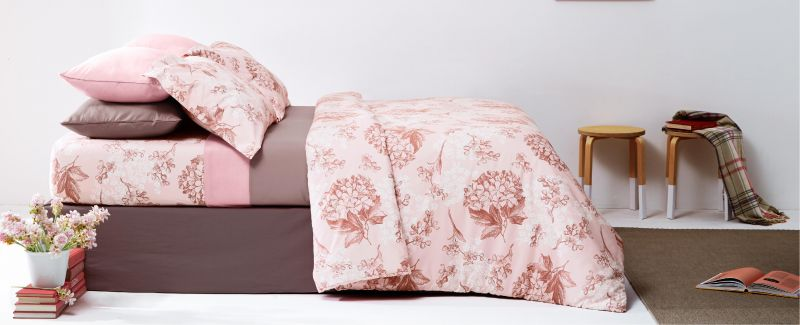Dunlopillo รุ่น Print ชุดผ้าปูที่นอน DL-02B