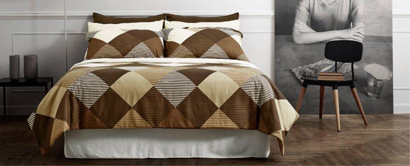 Dunlopillo รุ่น Print ชุดผ้าปูที่นอน DL-04