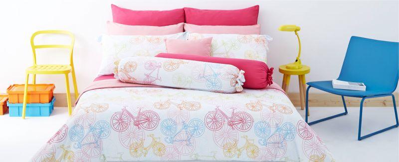 Dunlopillo รุ่น Print ชุดผ้าปูที่นอน DL-12