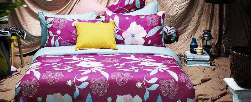 Lotus รุ่น Aura ชุดผ้าปูที่นอน LA-027