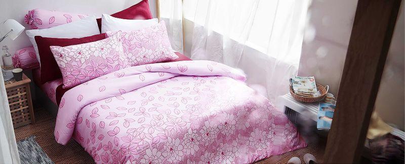 Lotus รุ่น Aura ชุดผ้าปูที่นอน LA-036A