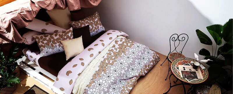 Lotus รุ่น Aura ชุดผ้าปูที่นอน LA-036B
