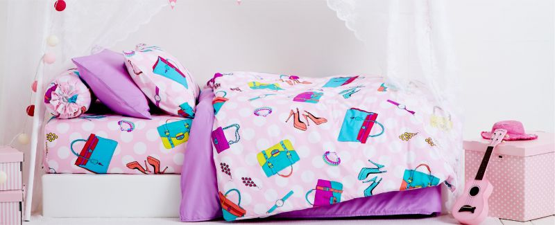 Lotus รุ่น Aura ชุดผ้าปูที่นอน Kids LA-K-04