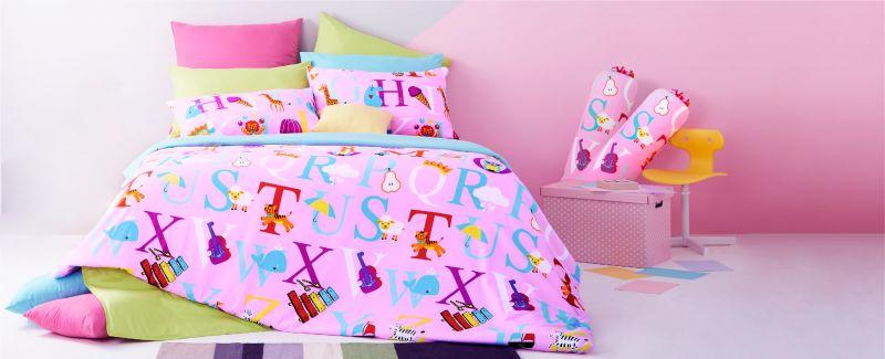 Lotus รุ่น Aura ชุดผ้าปูที่นอน Kids LA-K-11
