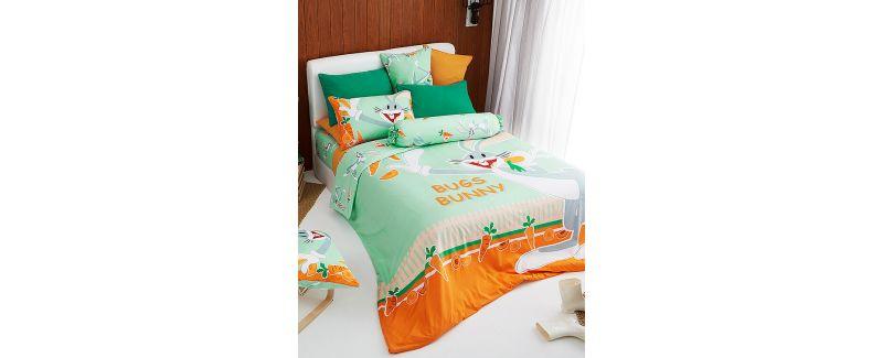 Lotus รุ่น Pop-art ชุดผ้าปูที่นอน LI-L-09