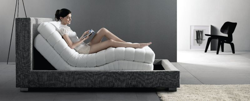 เตียงนอน Loto Mobili - Elegante