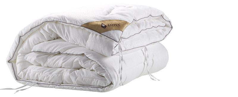 Lotus Microfiber Fill Duvet (Summer)