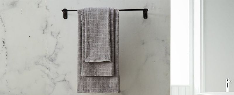 Lotus Rubic Bath Towel