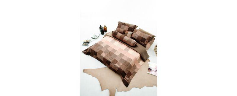 Dunlopillo รุ่น Monoblog ชุดผ้าปูที่นอน DL-CARAMEL-M