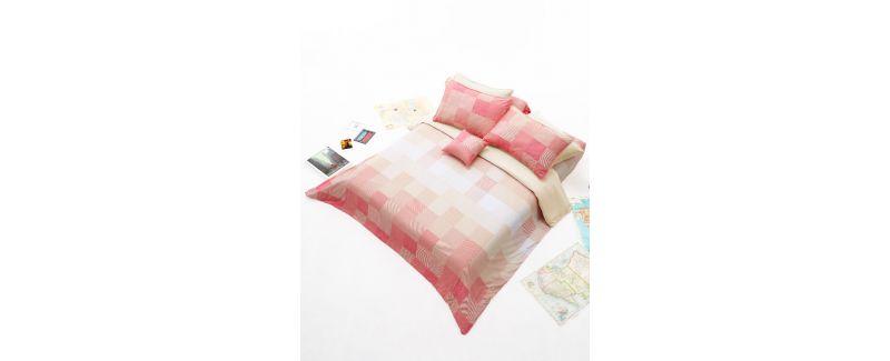 Dunlopillo รุ่น Monoblog ชุดผ้าปูที่นอน DL-CREAMY-M