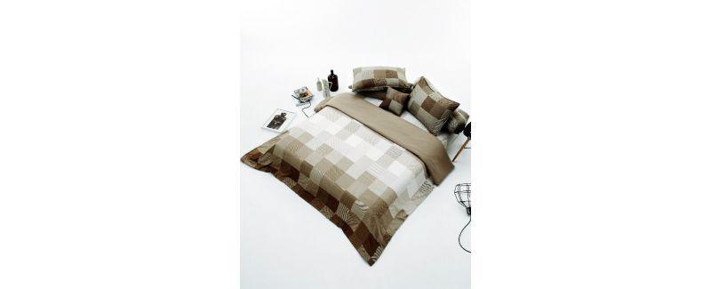 Dunlopillo รุ่น Monoblog ชุดผ้าปูที่นอน DL-LATTE-M