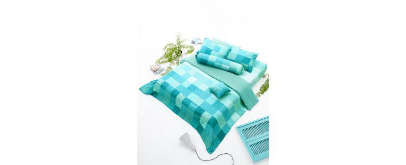 Dunlopillo รุ่น Monoblog ชุดผ้าปูที่นอน DL-MY MINT-M
