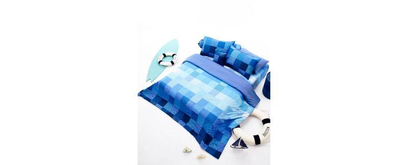 Dunlopillo รุ่น Monoblog ชุดผ้าปูที่นอน DL-OCEAN-M