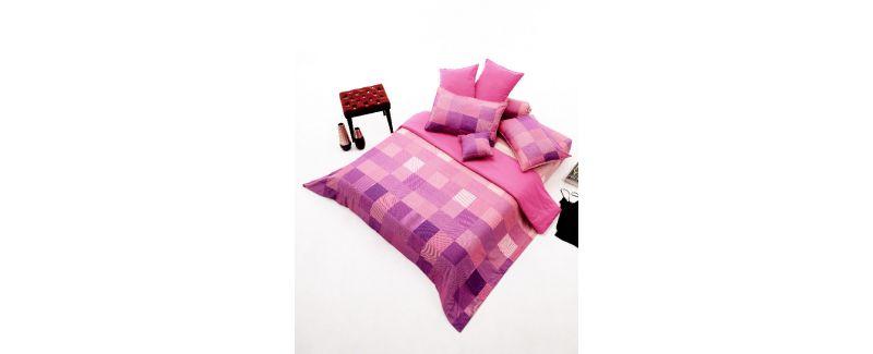 Dunlopillo รุ่น Monoblog ชุดผ้าปูที่นอน DL-SEXY PINK-M