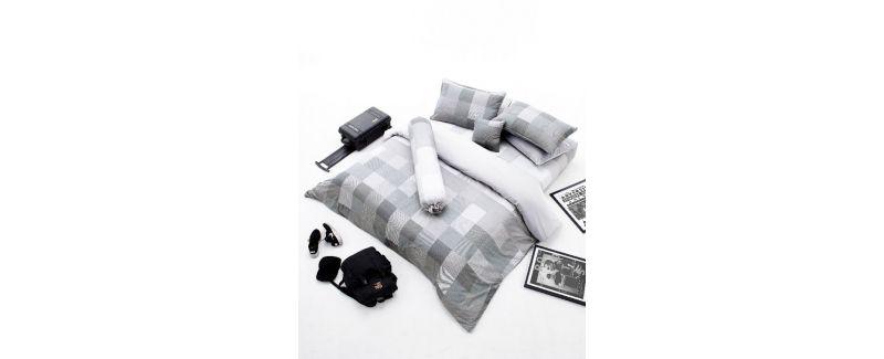 Dunlopillo รุ่น Monoblog ชุดผ้าปูที่นอน DL-WHITE-M
