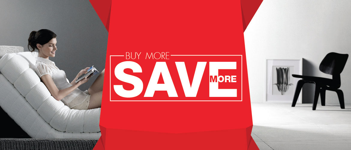 Buy More Save More - Extra Up To 20% Off and Free Shipping