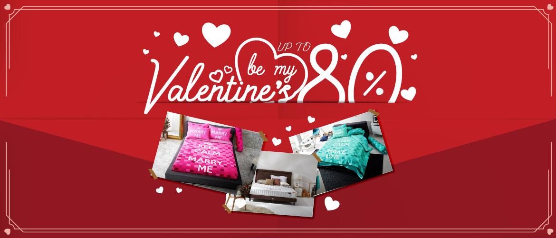 Valentine's Day สินค้าคู่รักลดเพิ่มอีก 15%