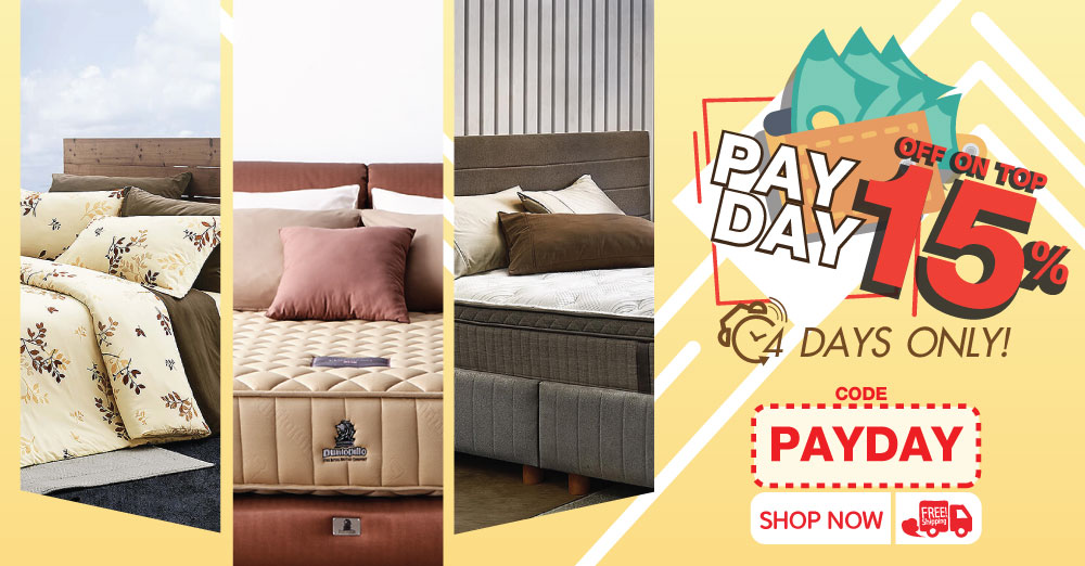 PAY DAY - All products with additional discount 15% on top