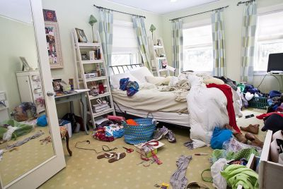 Clean up Your Bedroom in 15 Minutes