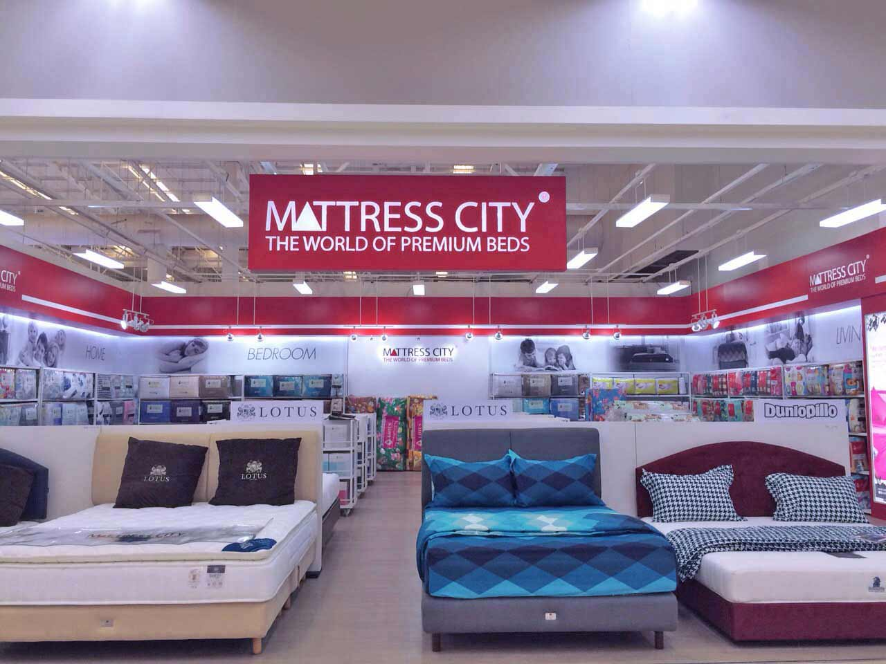 Mattress City - Tesco Lotus Bangkapi