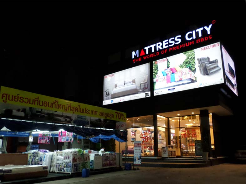 Mattress City Pattaya