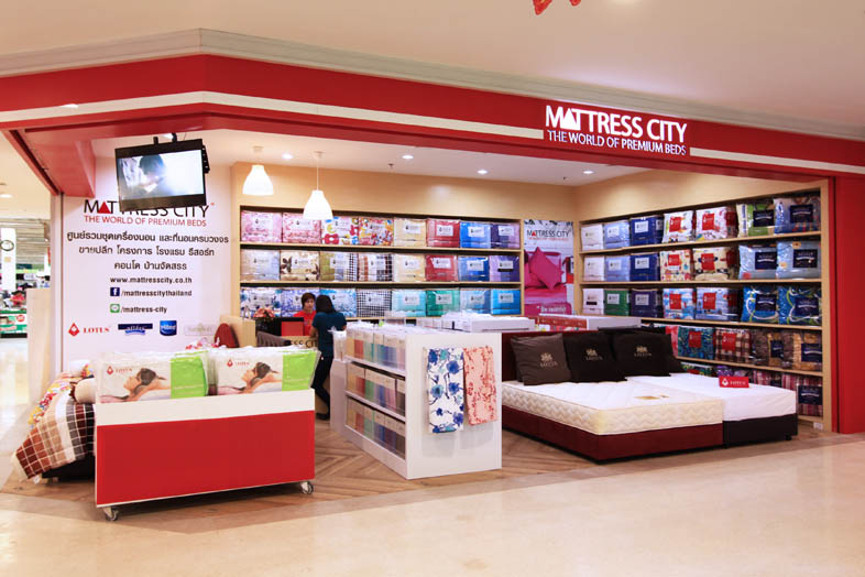 Mattress City - Tesco Lotus Phitsanulok