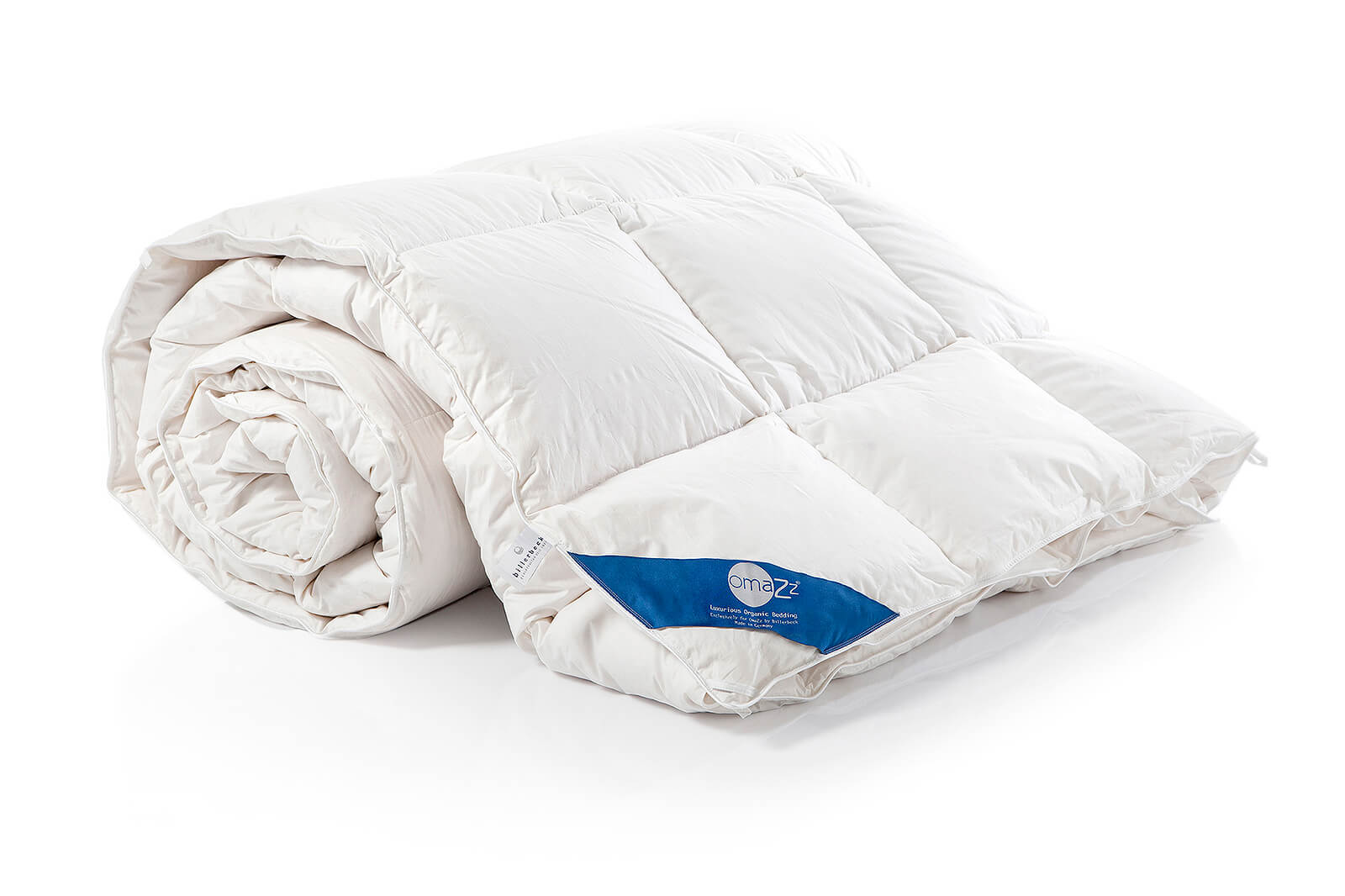Omazz Accessory Arctic White Goose Down Duvet